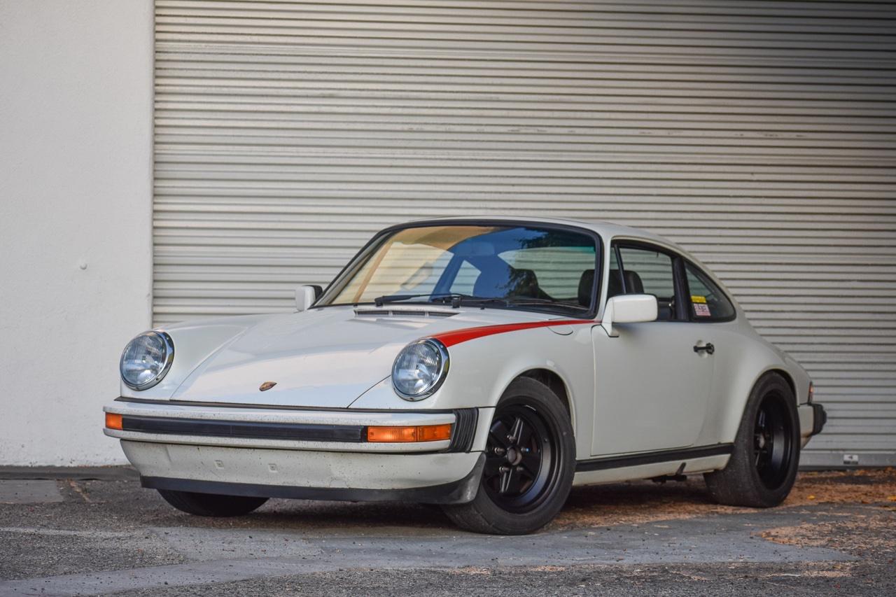 '78 Porsche 911 SC 3.0... Outlaw school ! 7