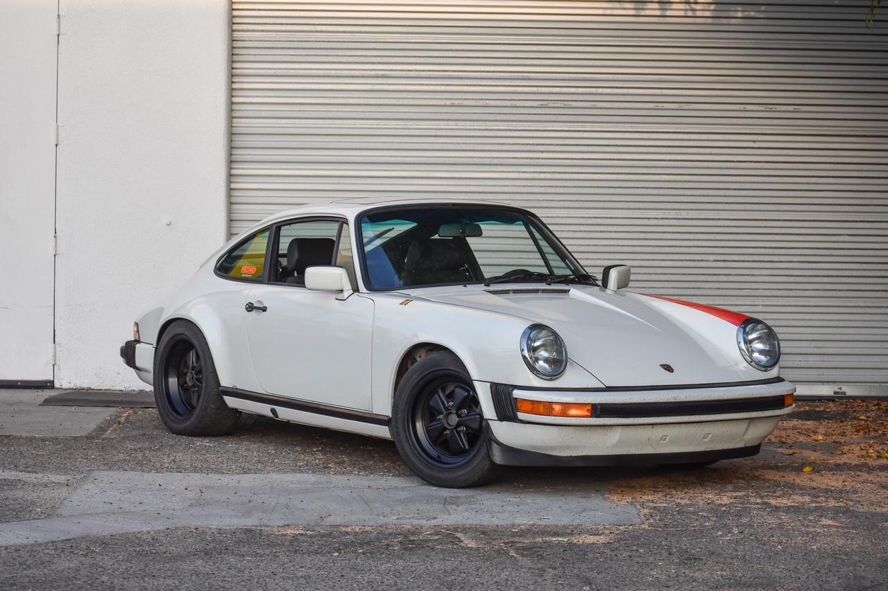 '78 Porsche 911 SC 3.0... Outlaw school ! 19