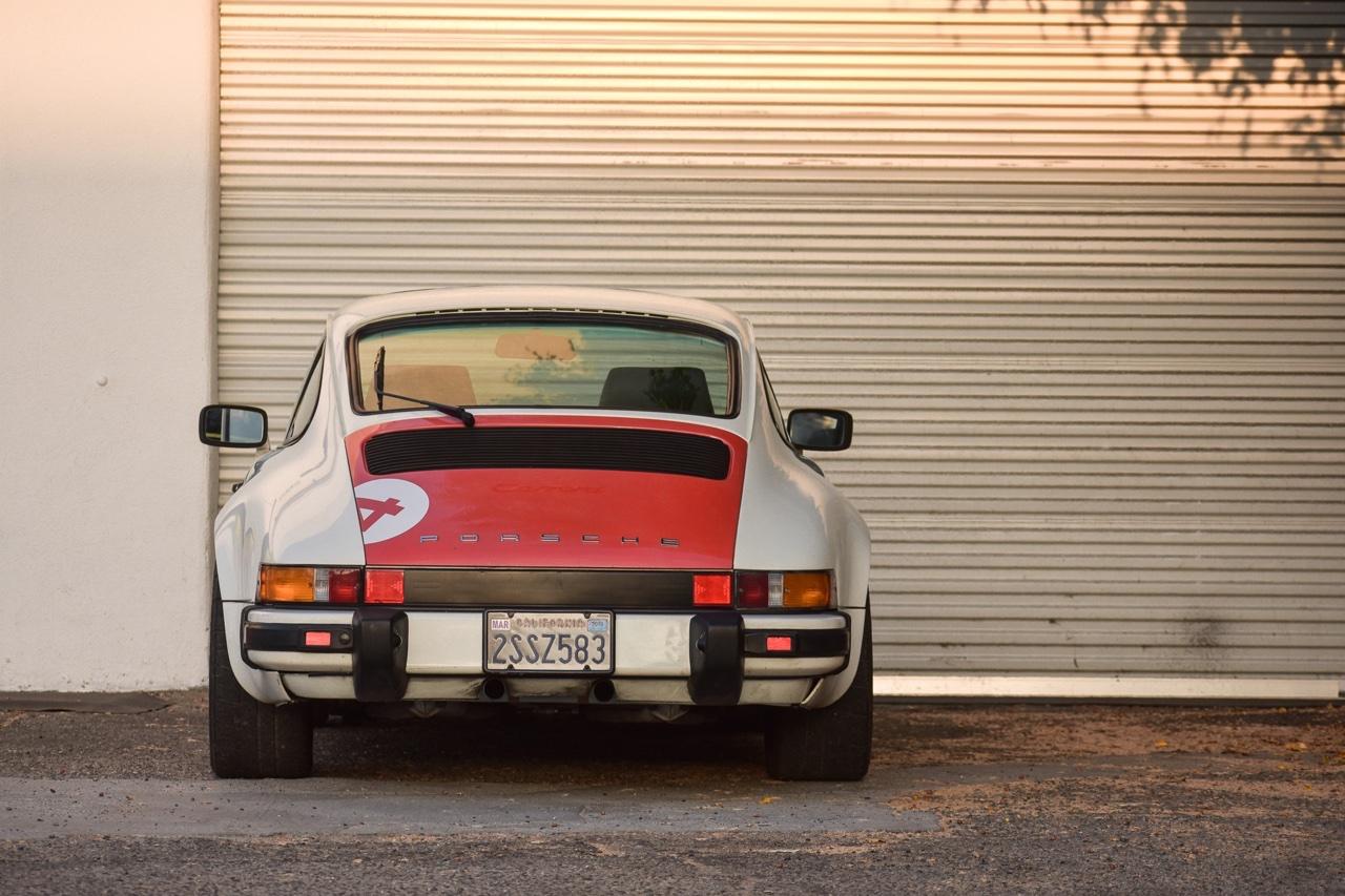 '78 Porsche 911 SC 3.0... Outlaw school ! 20