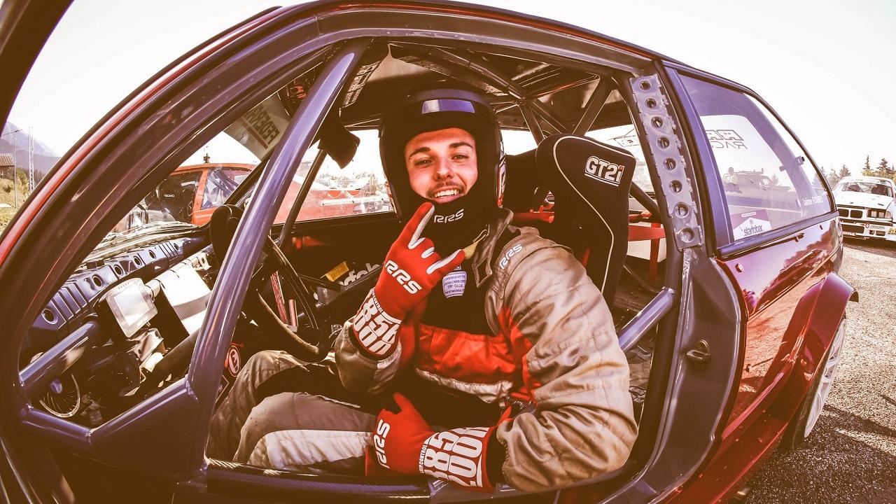 #Drifteur - Jaime Fourel et son E30 ! 11