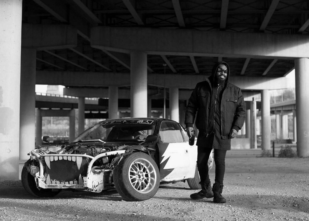 #Drifteur : Tyrei Woodbury d'Hyperdrive ! 40