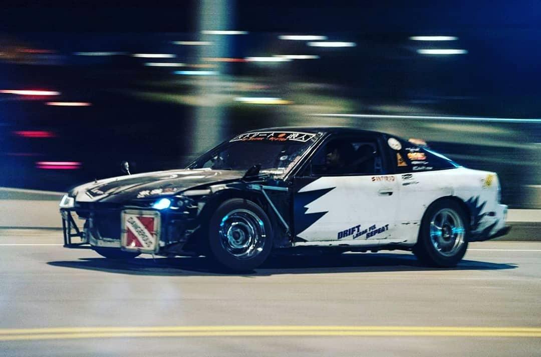 #Drifteur : Tyrei Woodbury d'Hyperdrive ! 36