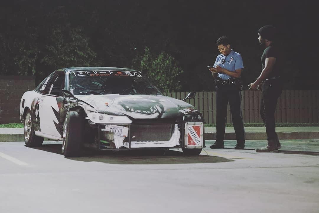 #Drifteur : Tyrei Woodbury d'Hyperdrive ! 43