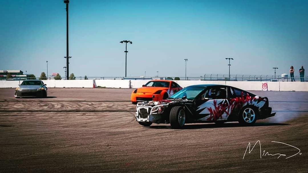 #Drifteur : Tyrei Woodbury d'Hyperdrive ! 44