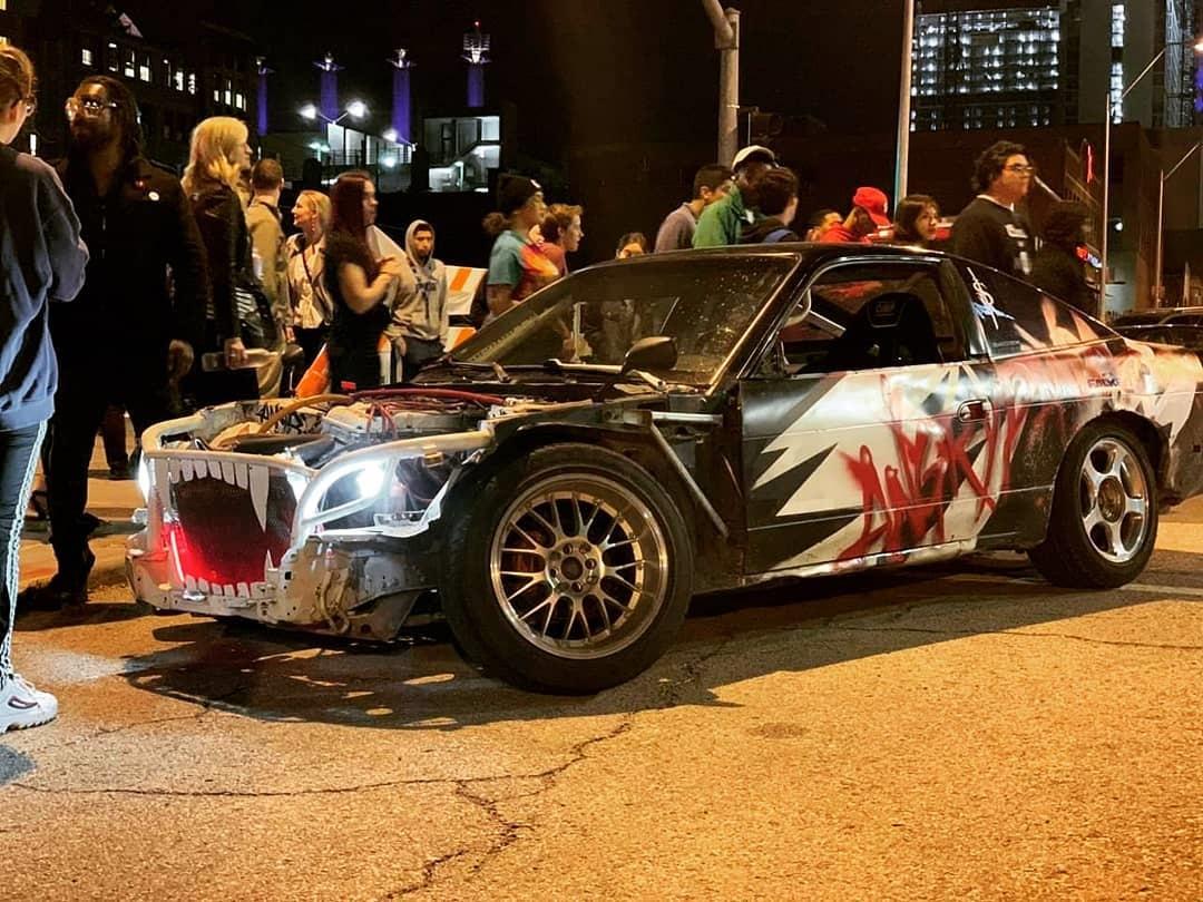 #Drifteur : Tyrei Woodbury d'Hyperdrive ! 47