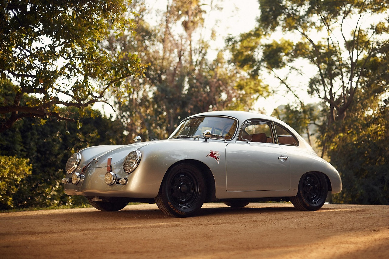 1959 Porsche 356A Emory Outlaw Sunroof Coupe - Supernaturelle ! 4