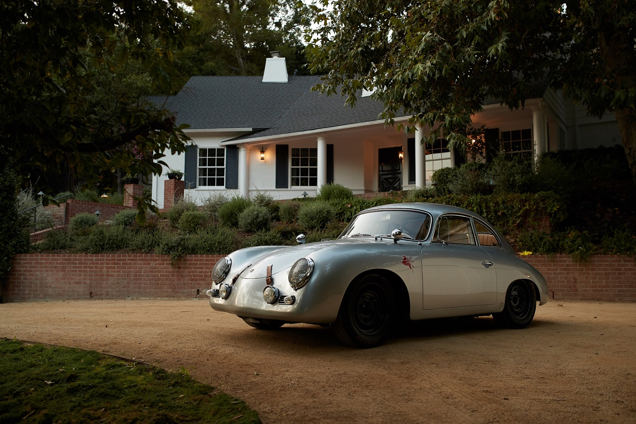 1959 Porsche 356A Emory Outlaw Sunroof Coupe - Supernaturelle ! 6