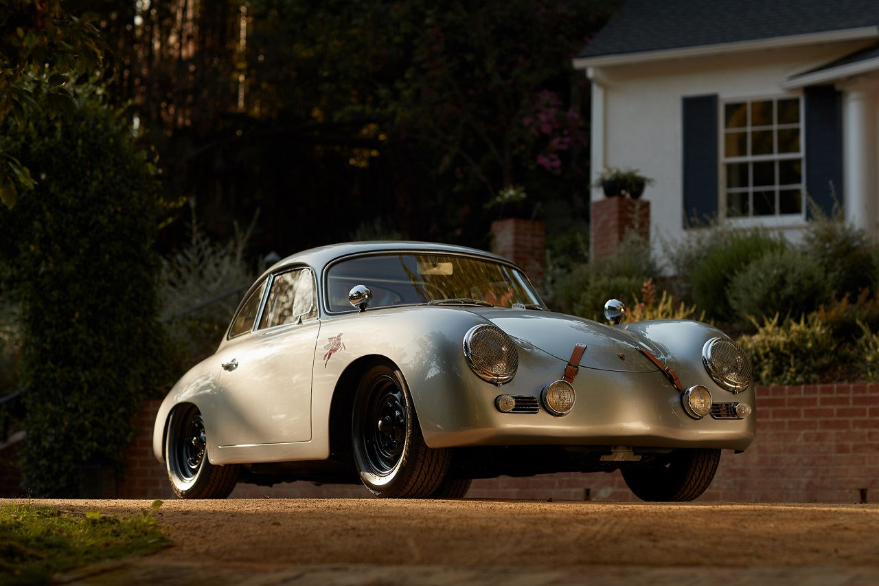 1959 Porsche 356A Emory Outlaw Sunroof Coupe - Supernaturelle ! 1