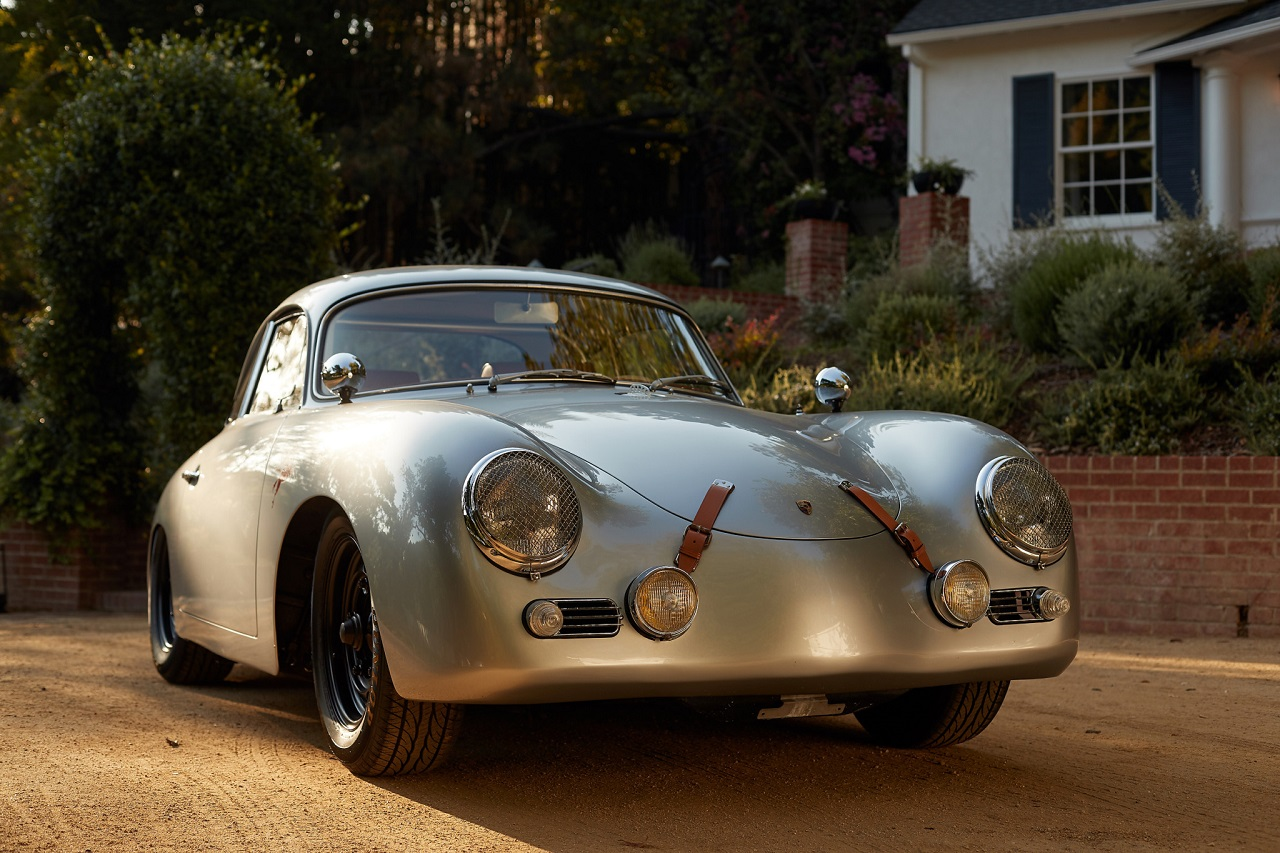 1959 Porsche 356A Emory Outlaw Sunroof Coupe - Supernaturelle ! 7