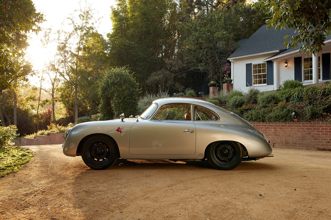 1959 Porsche 356A Emory Outlaw Sunroof Coupe - Supernaturelle ! 15