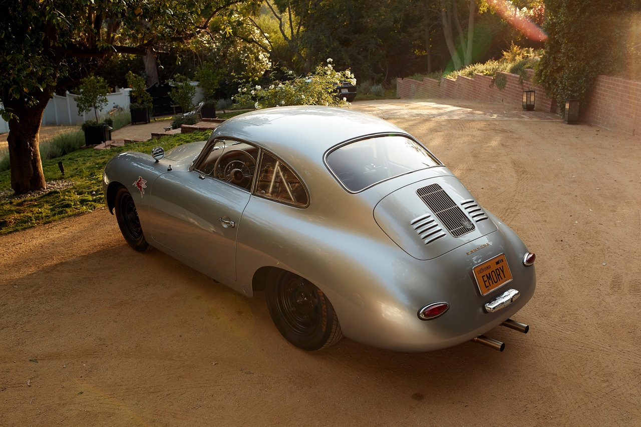 1959 Porsche 356A Emory Outlaw Sunroof Coupe - Supernaturelle ! 16