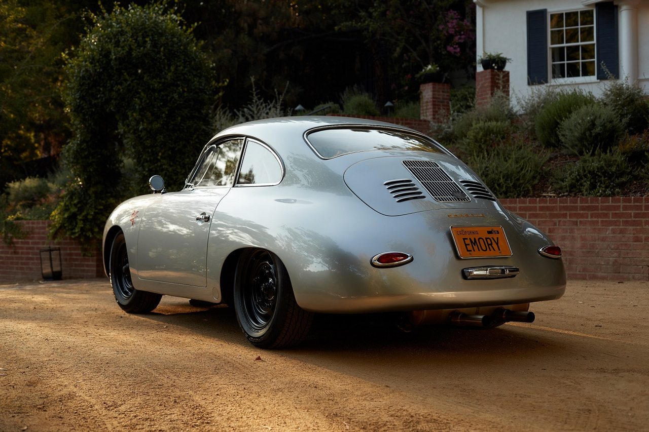 1959 Porsche 356A Emory Outlaw Sunroof Coupe - Supernaturelle ! 19