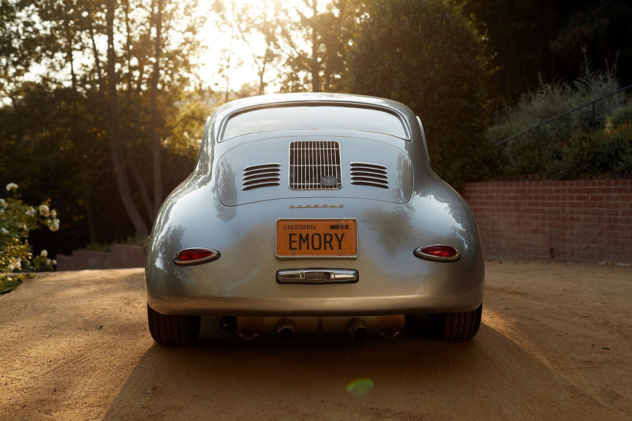 1959 Porsche 356A Emory Outlaw Sunroof Coupe - Supernaturelle ! 18