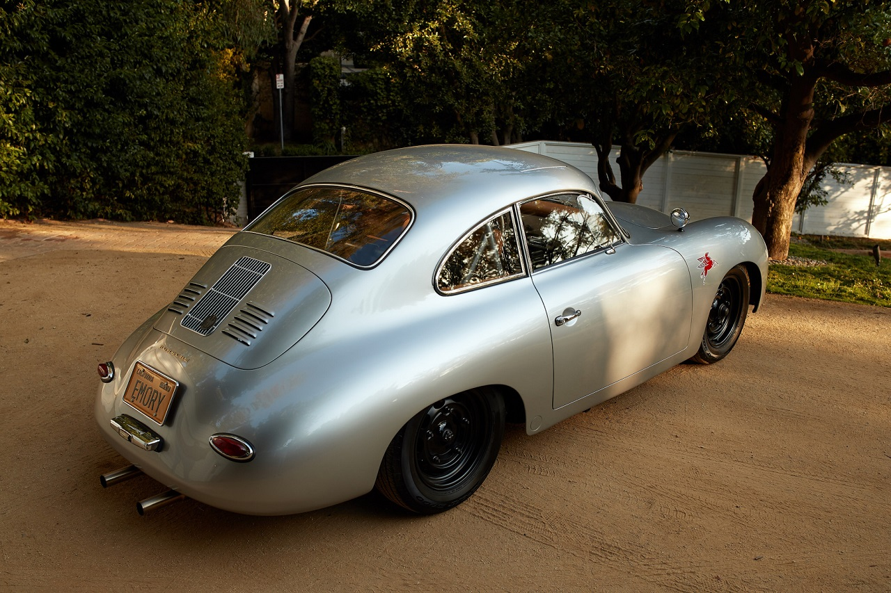 1959 Porsche 356A Emory Outlaw Sunroof Coupe - Supernaturelle ! 3