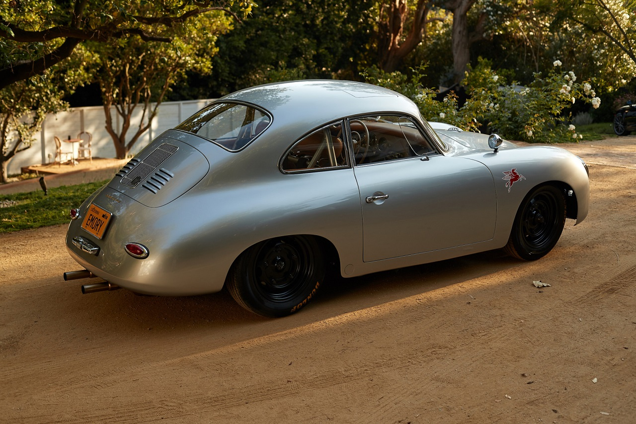 1959 Porsche 356A Emory Outlaw Sunroof Coupe - Supernaturelle ! 26