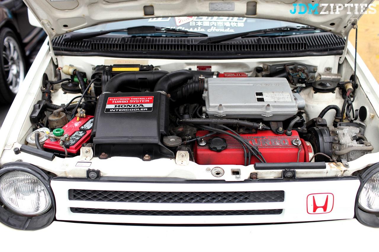 Honda City Turbo II + Motocompo - Combo Urbain Parfait ! 35