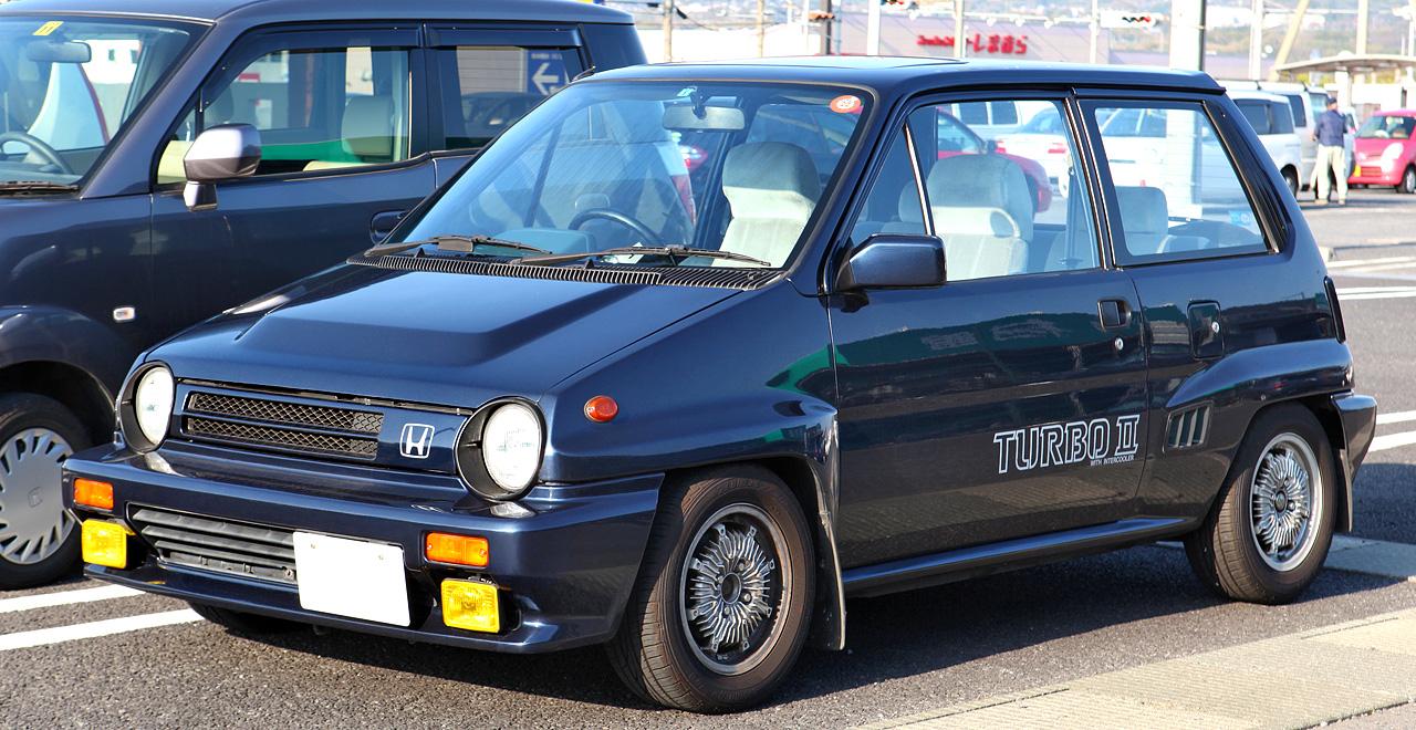 Honda City Turbo II + Motocompo - Combo Urbain Parfait ! 29