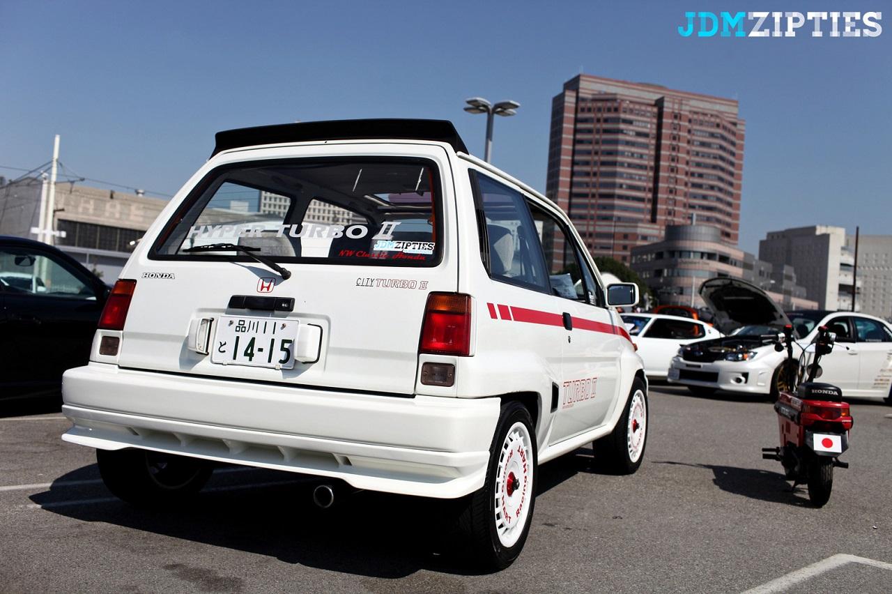 Honda City Turbo II + Motocompo - Combo Urbain Parfait ! 31