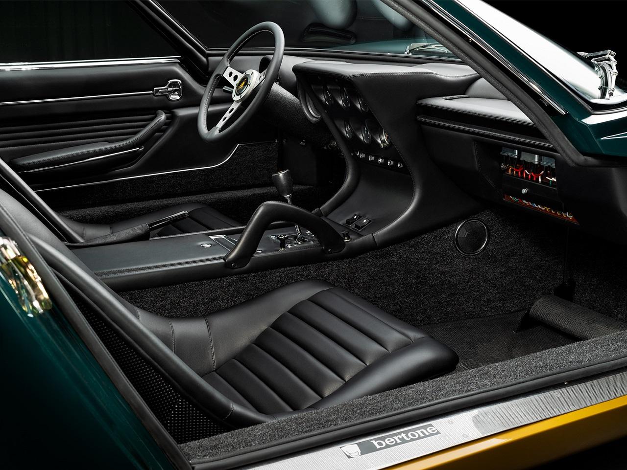 Lamborghini Miura P400S Millechiodi - Ça en fait des clous ! 25