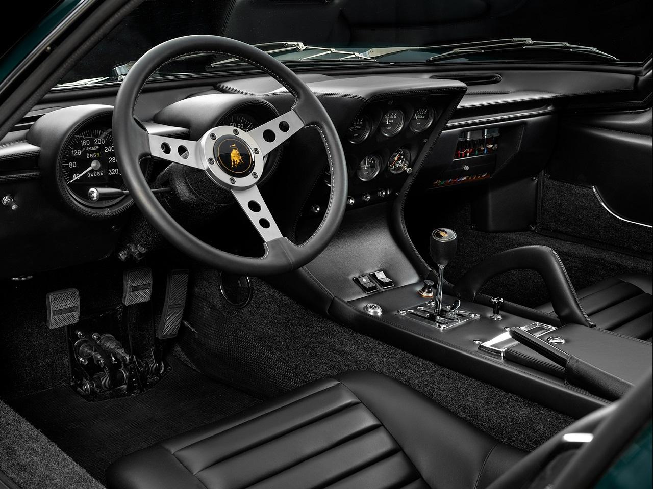 Lamborghini Miura P400S Millechiodi - Ça en fait des clous ! 27