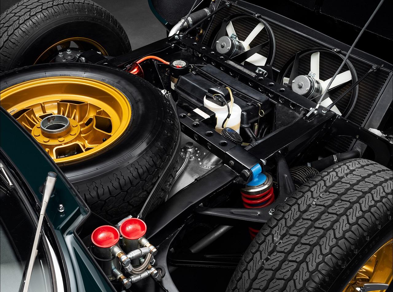 Lamborghini Miura P400S Millechiodi - Ça en fait des clous ! 26