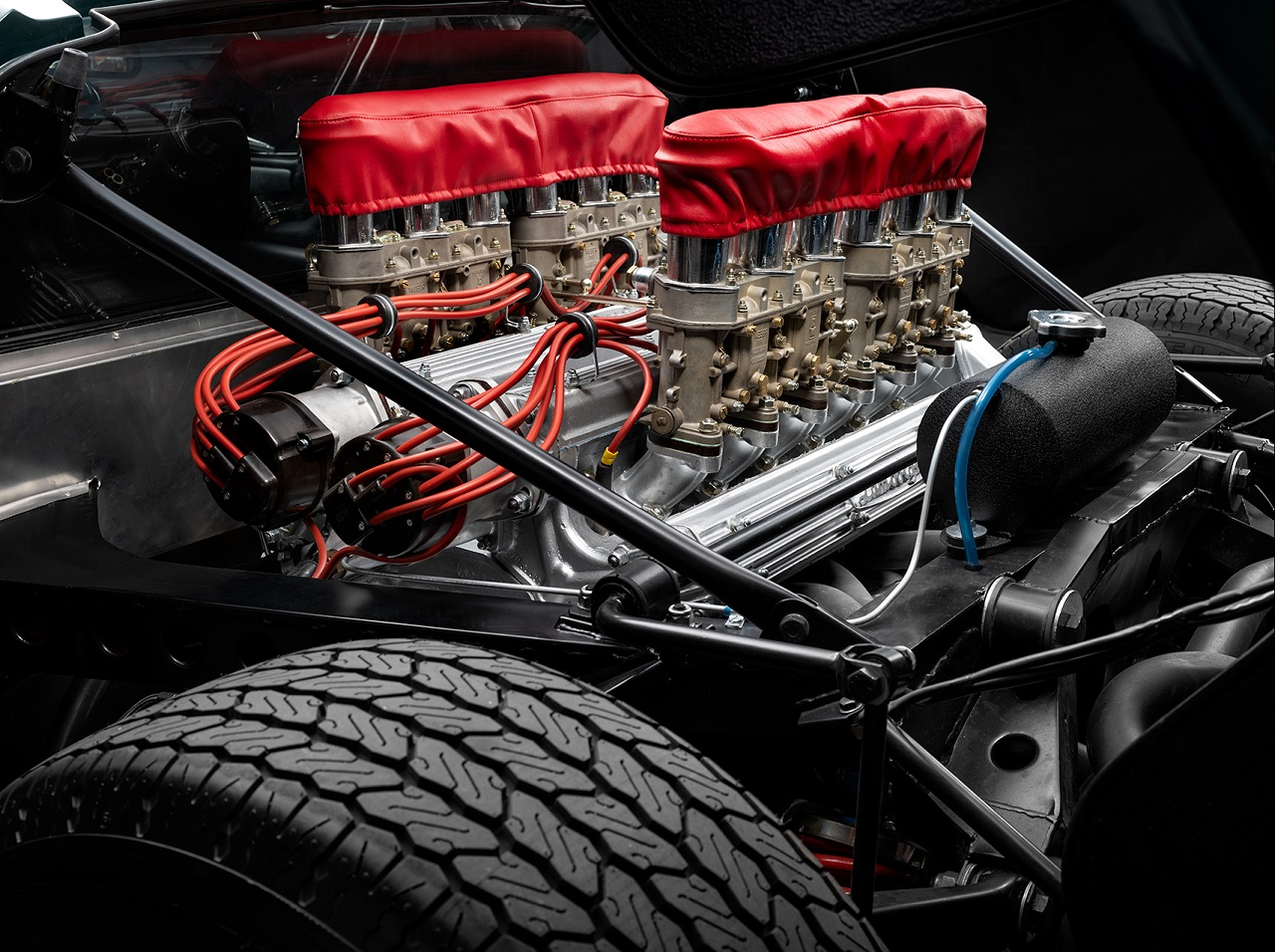 Lamborghini Miura P400S Millechiodi - Ça en fait des clous ! 23