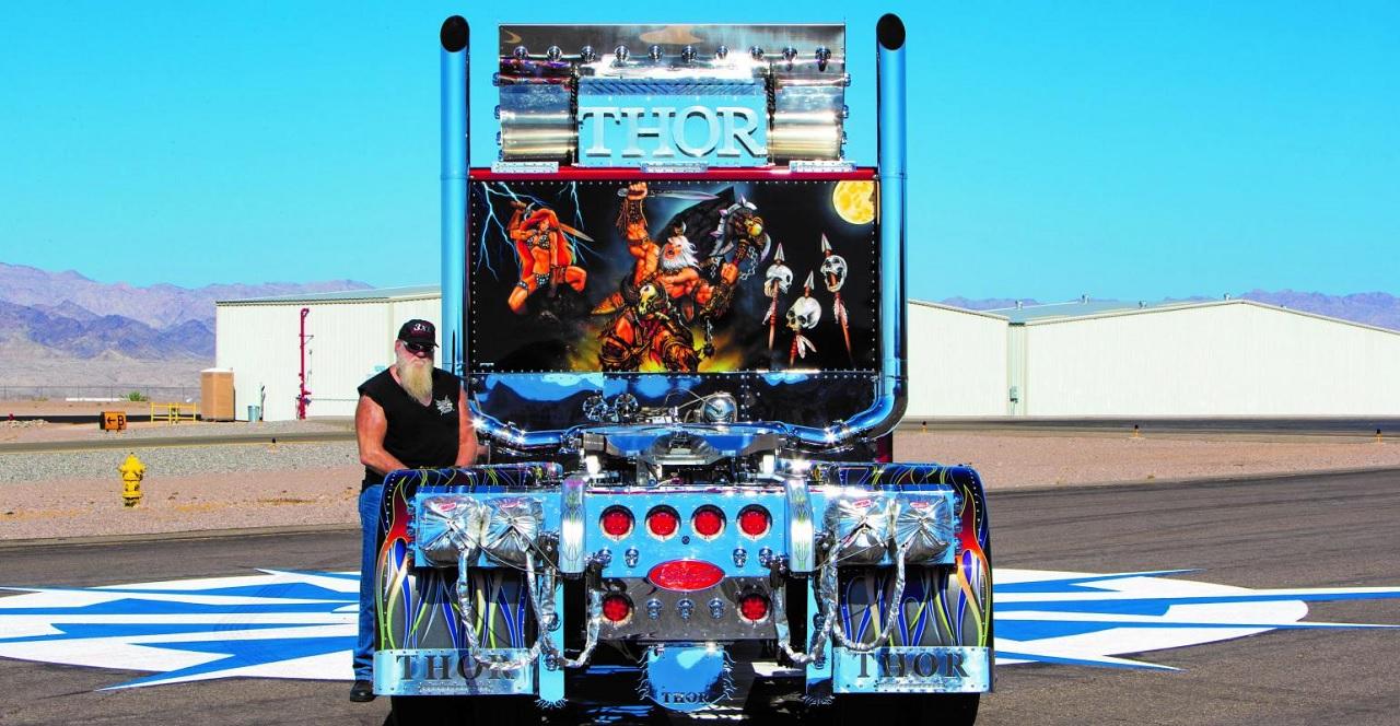 Thor 24 Truck - Cadeau pour toi Greta ! 9