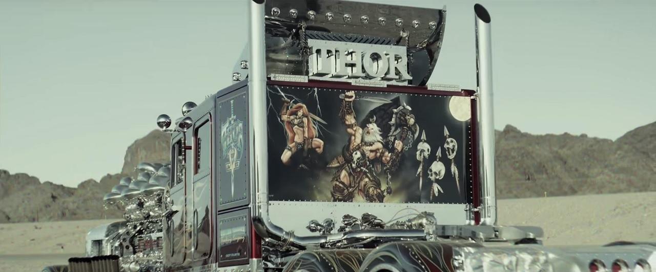 Thor 24 Truck - Cadeau pour toi Greta ! 2