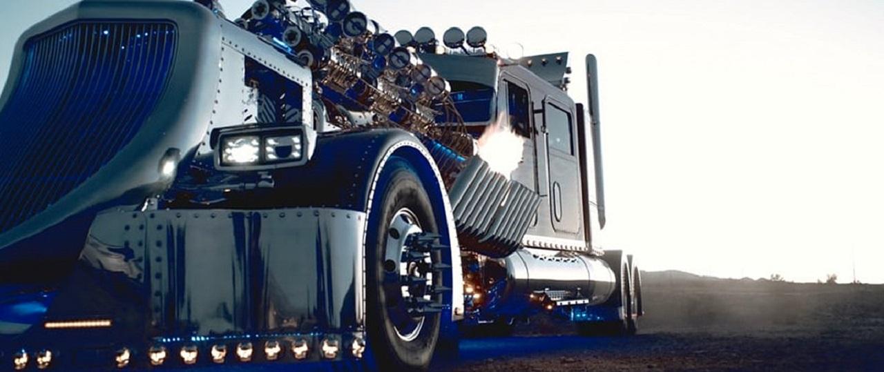 Thor 24 Truck - Cadeau pour toi Greta ! 7
