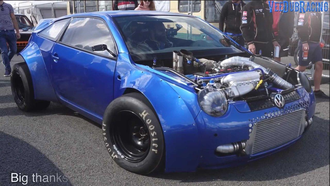 VW Lupo Dragster 2 moteurs - Mamie avait raison ! 11