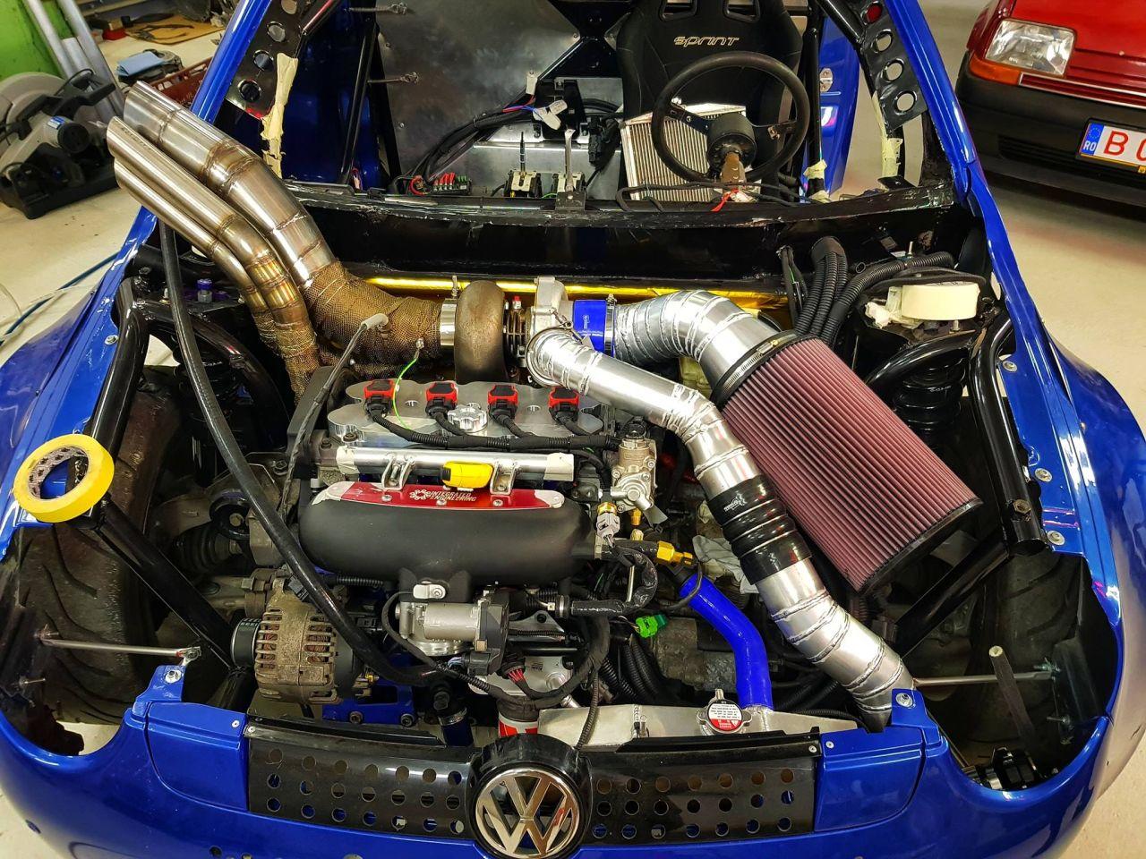 VW Lupo Dragster 2 moteurs - Mamie avait raison ! 15