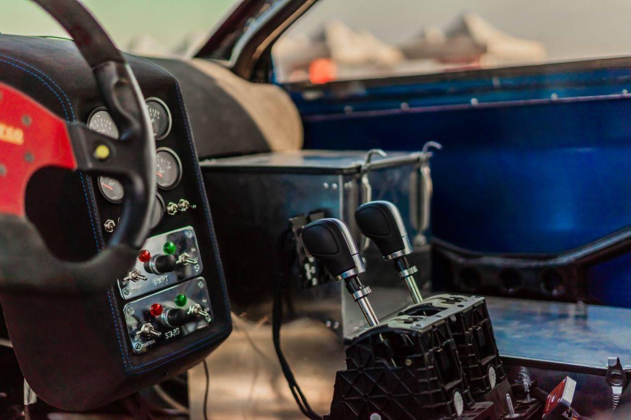 VW Lupo Dragster 2 moteurs - Mamie avait raison ! 12