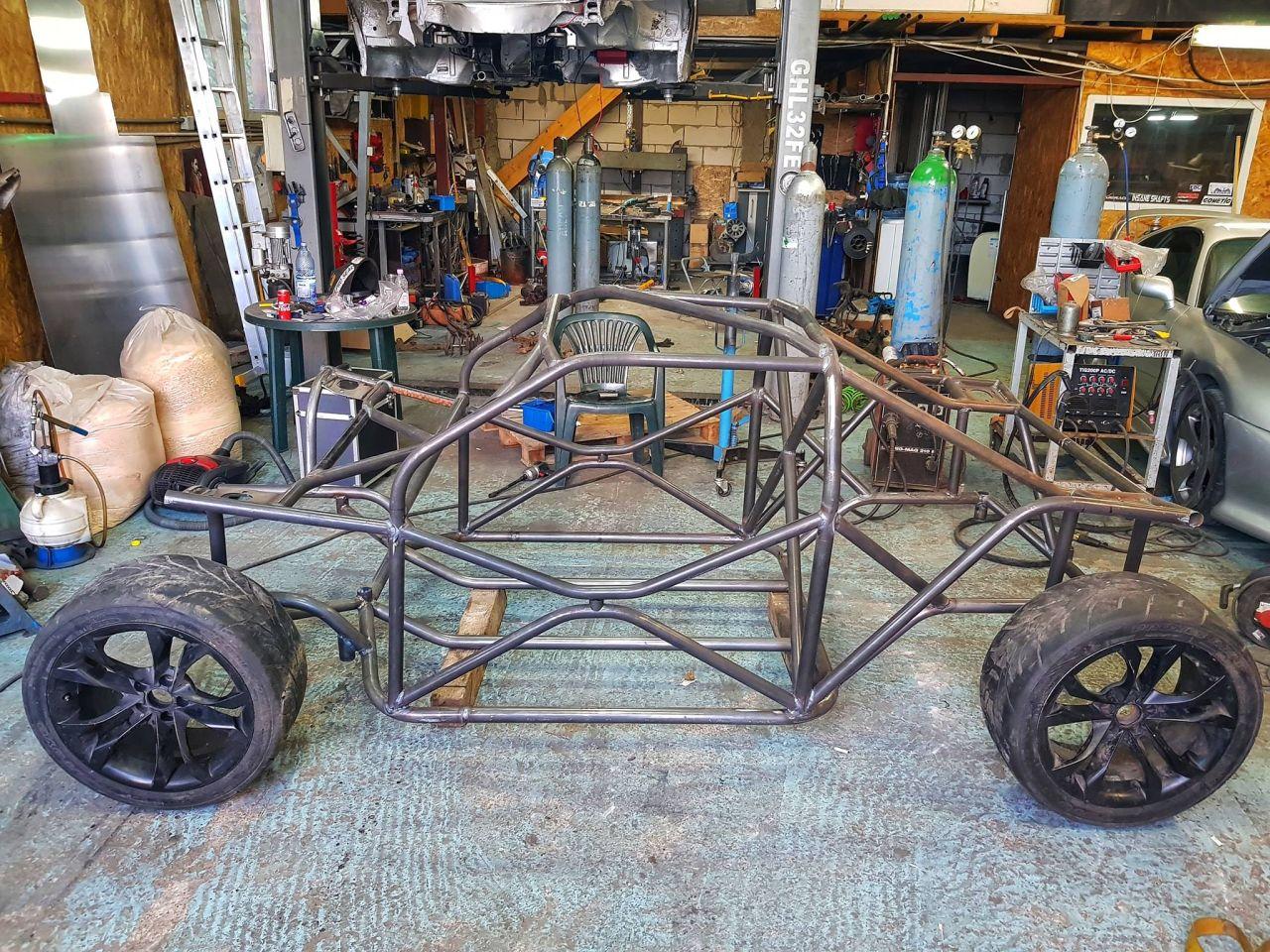 VW Lupo Dragster 2 moteurs - Mamie avait raison ! 13