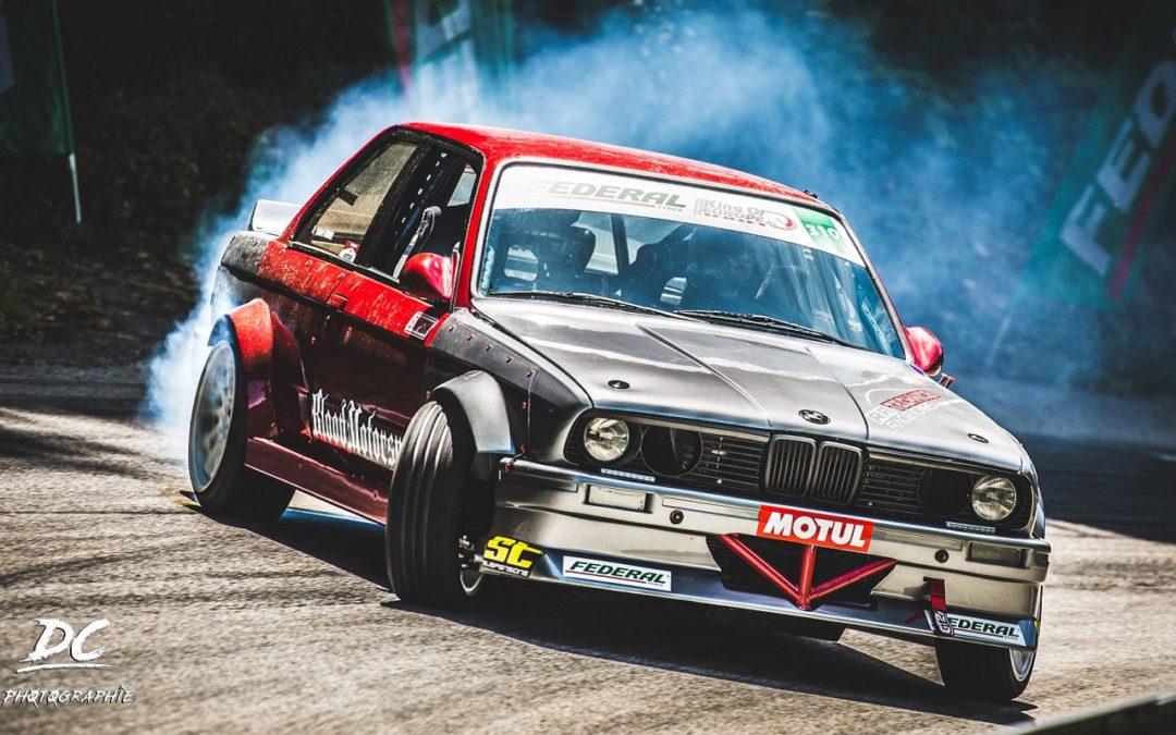 #Drifteur – Jaime Fourel et son E30 !