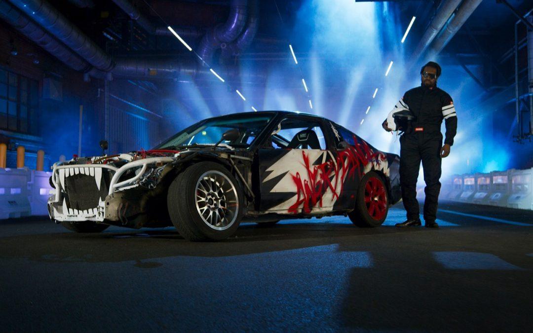 #Drifteur : Tyrei Woodbury d'Hyperdrive !