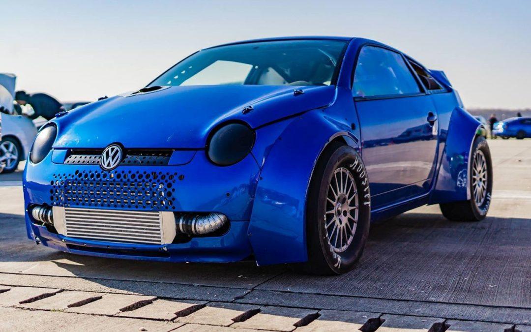 VW Lupo Dragster 2 moteurs – Mamie avait raison !