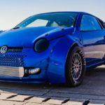 VW Lupo Dragster 2 moteurs - Mamie avait raison !