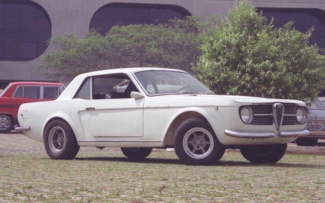 FNM Onca : Ford GTV ou Alfa Mustang ?!