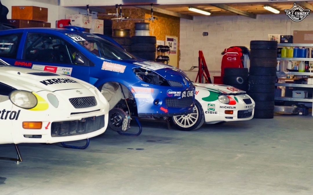 #Petrolhead : Eric Debaud – Custom Race Services – 100% Passion