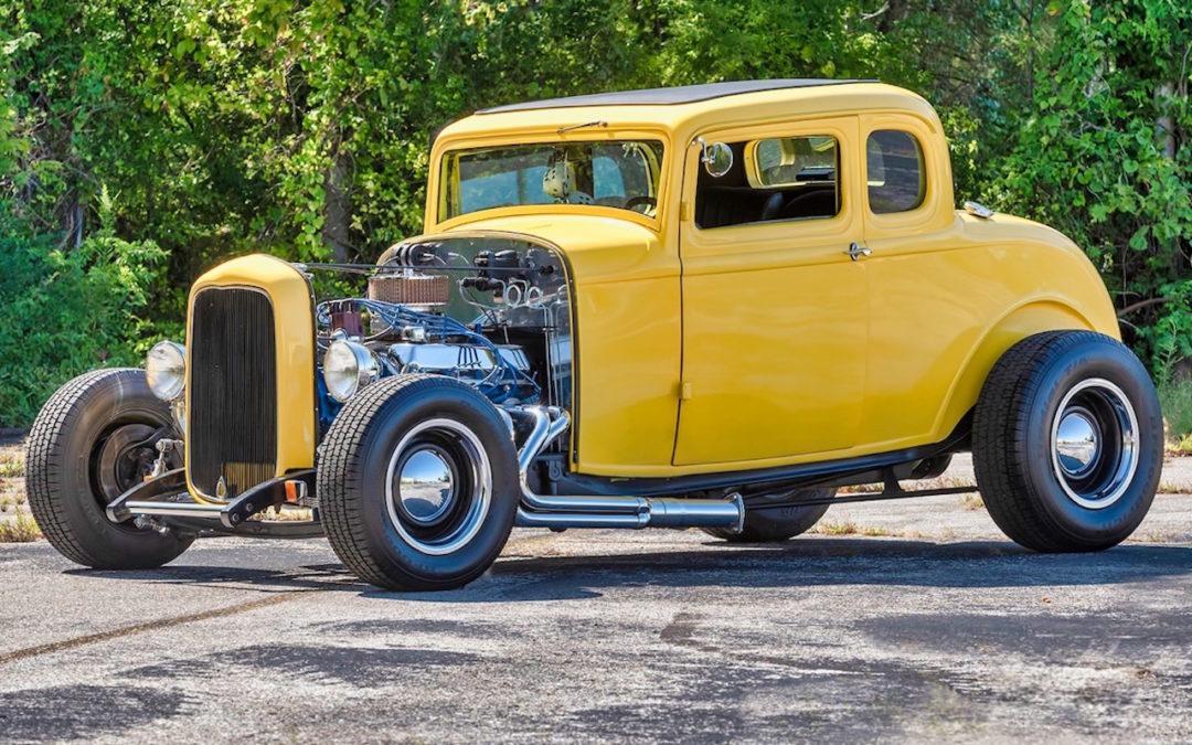 Ford 32 Street Rod… Une nuit en Californie !