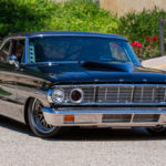 '64 Ford Galaxie 500 Pro Street... Twin Turbocharged pour plus de 1000 ch !