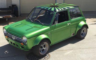 Honda N600… la Mauto !