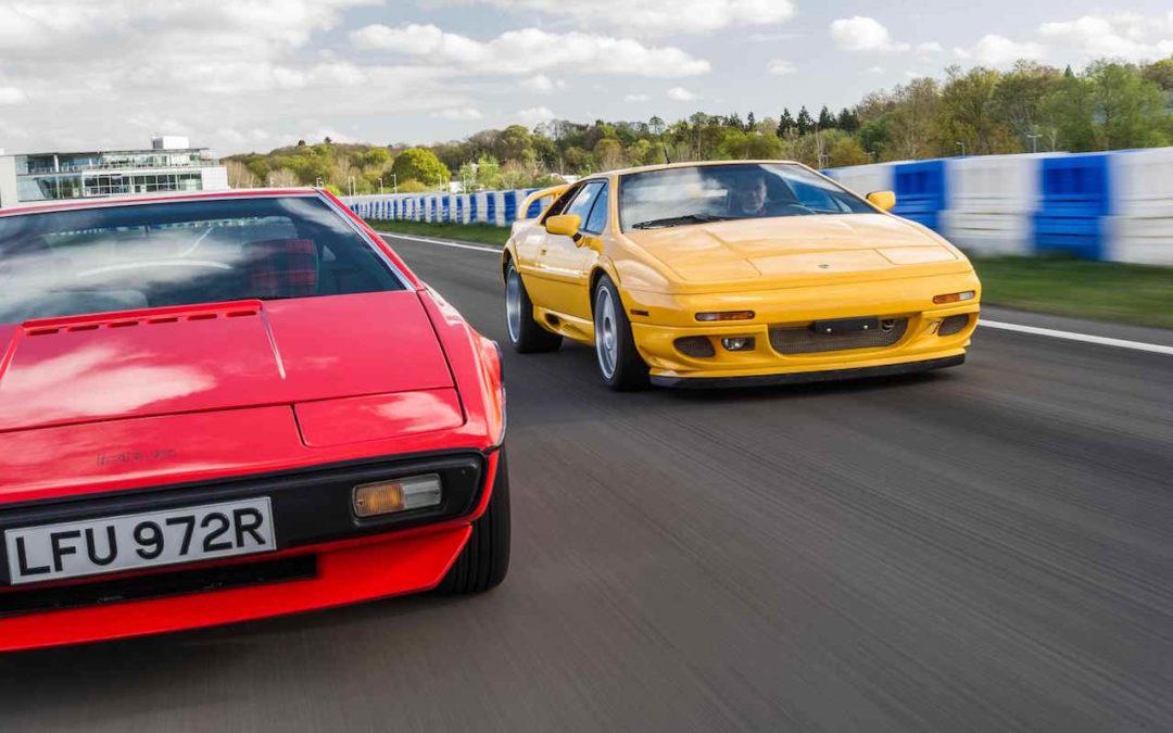 Lotus Esprit – De la S1 à la V8…