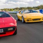 Lotus Esprit - De la S1 à la V8...