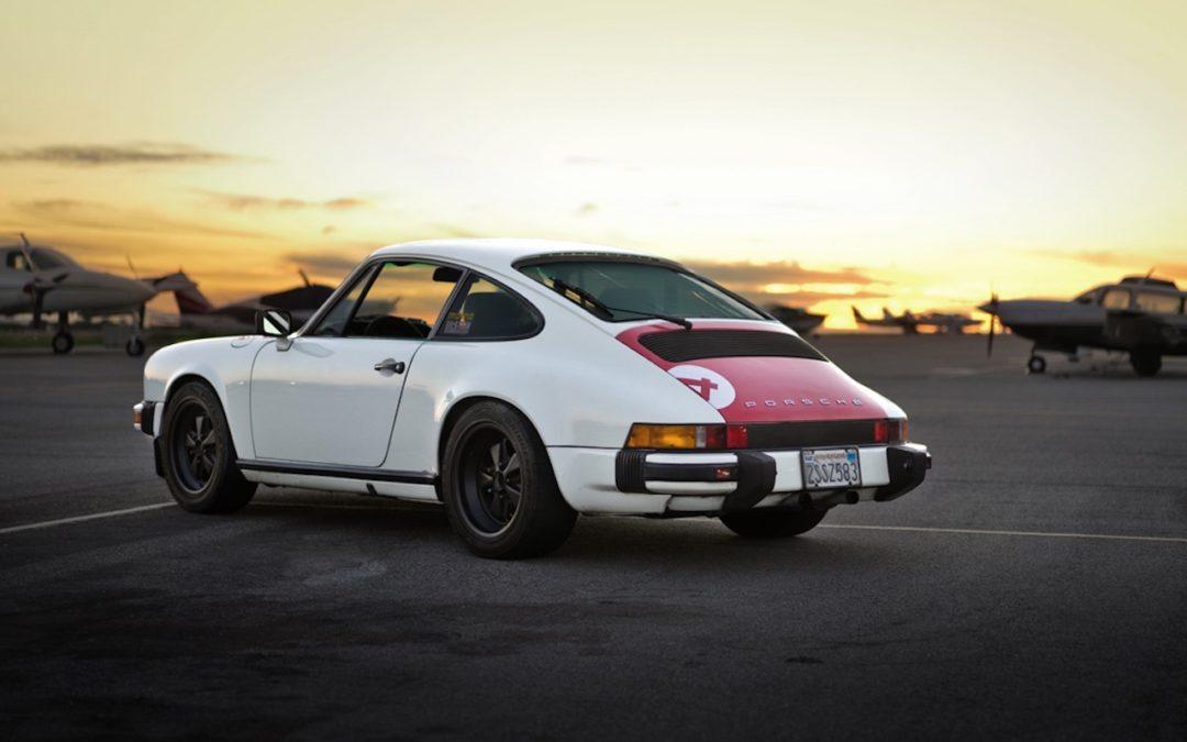 '78 Porsche 911 SC 3.0… Outlaw school !