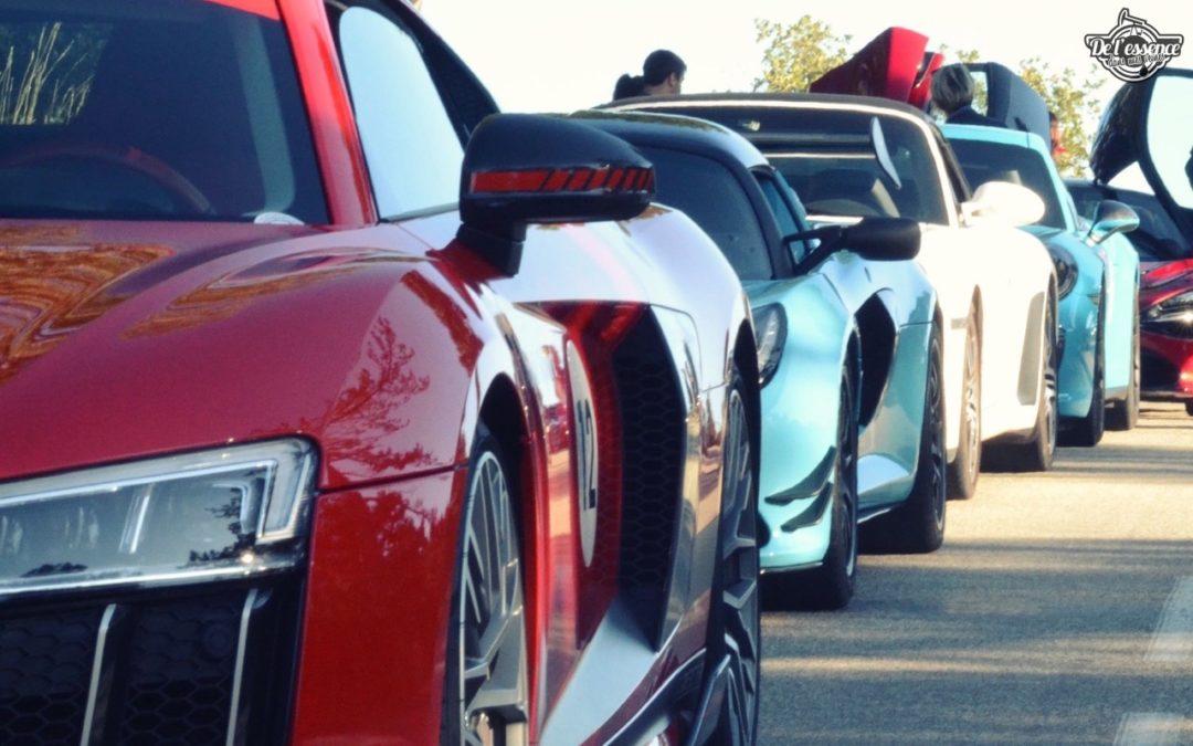 Ventoux Autos Sensations : 18500 ch et une route sinueuse !
