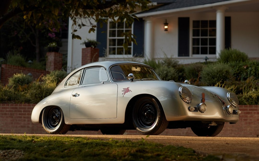 1959 Porsche 356A Emory Outlaw Sunroof Coupe – Supernaturelle !