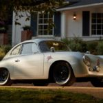 1959 Porsche 356A Emory Outlaw Sunroof Coupe - Supernaturelle !