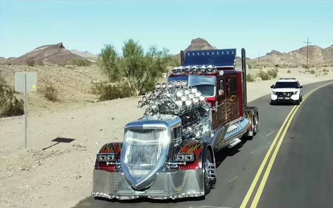 Thor 24 Truck – Cadeau pour toi Greta !