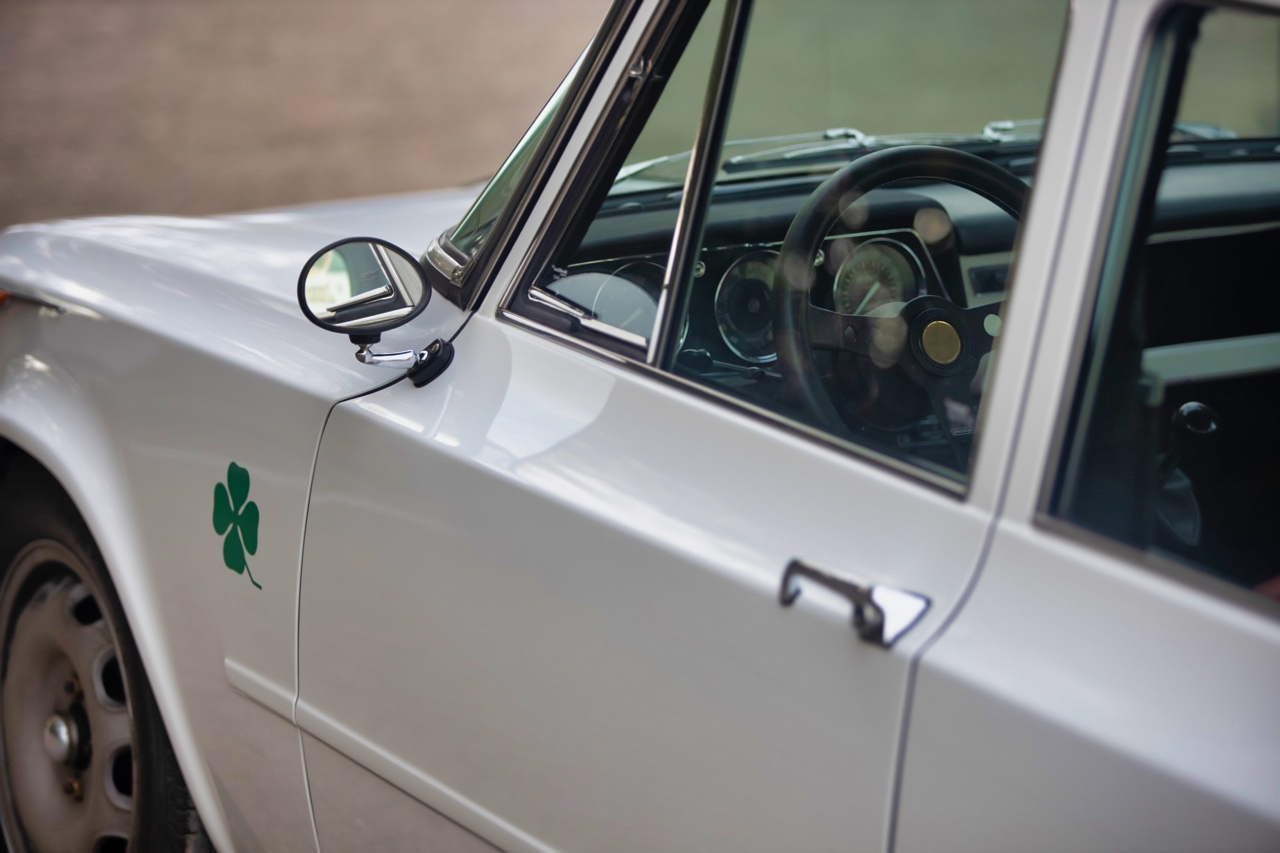 '71 Alfa Romeo Giulia 1300 Super... Enfin, Restomod 2100 Super plutôt ! 47